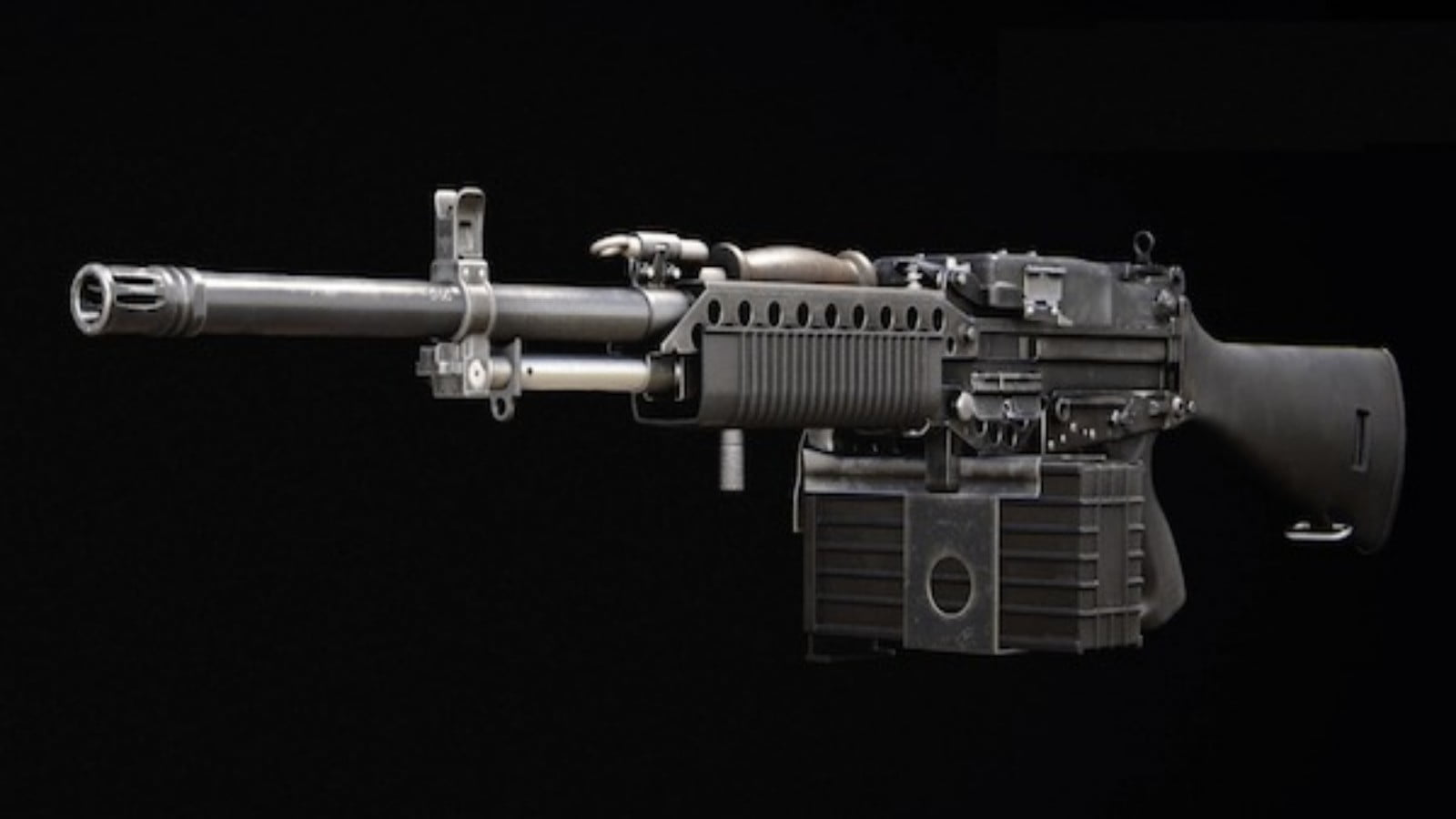Top 5 COD Warzone Best LMGs
