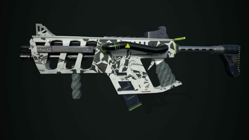 R-99 SMG - Best Guns in Apex Legends