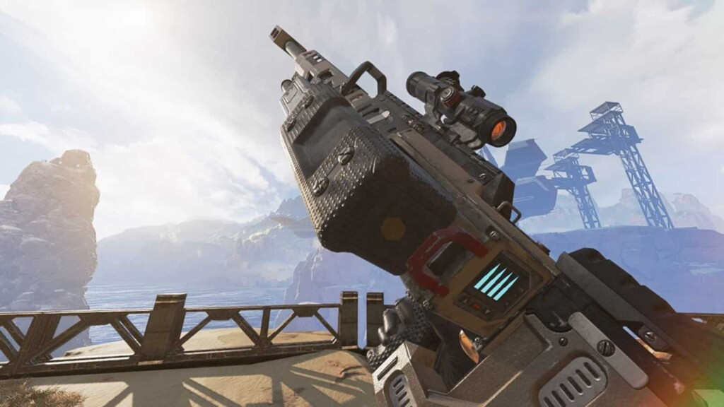 Kraber .50-Cal Sniper - Best Guns in Apex Legends