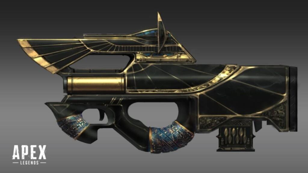 Prowler Burst PDW - Best Guns in Apex Legends