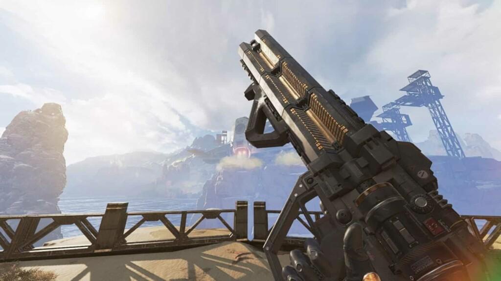 HAVOC Rifle - Best Guns in Apex Legends