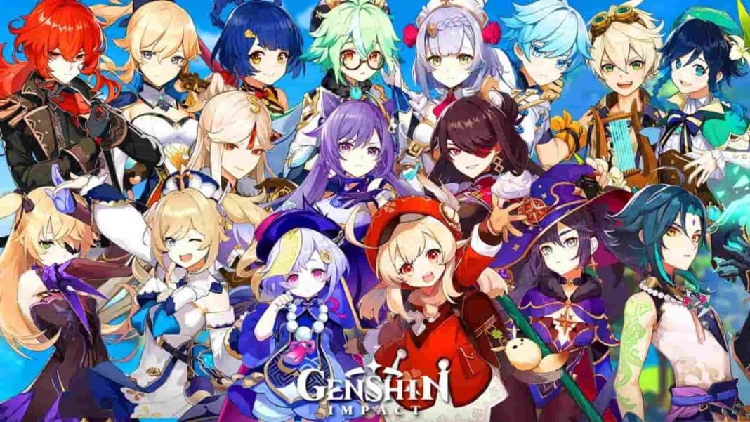 Top 5 Best Genshin Impact Characters