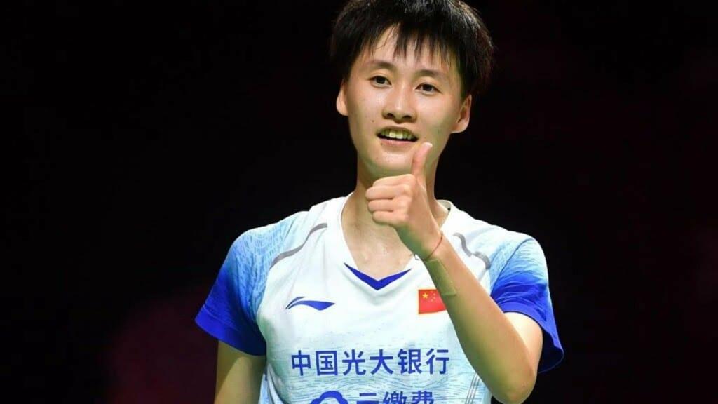Tokyo Olympics Badminton medal contender - Chen Yufei