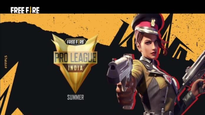free fire india pro league