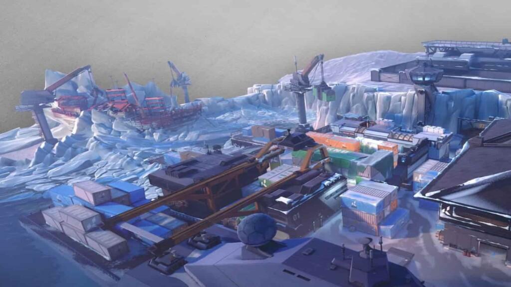 Best Valorant Teams in Icebox Map