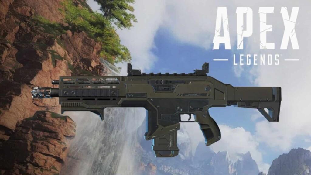 Hemlok Burst AR - Apex Legends Assault Rifles