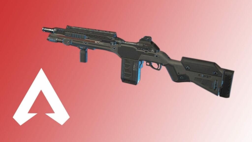 G7 Scout - Apex Legends Assault Rifles
