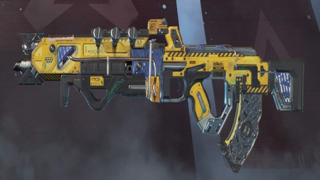 VK-47 Flatline - Apex Legends Assault Rifles