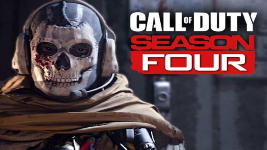 COD Warzone Season 4 Release