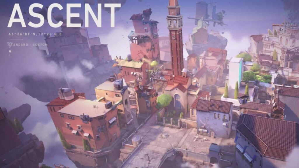 Best Valorant Teams in Ascent Map