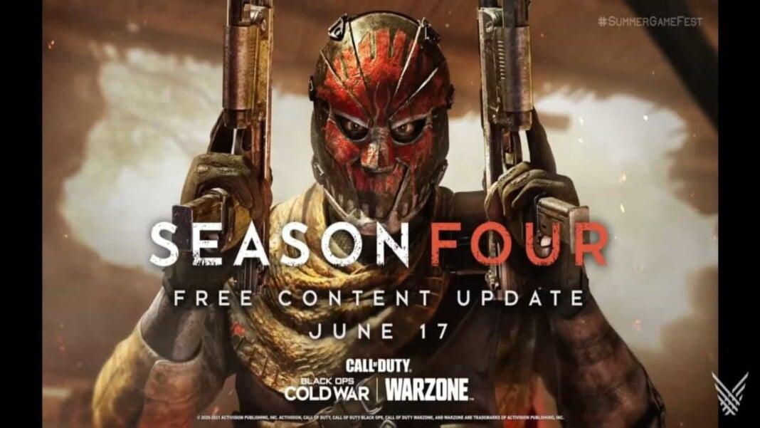 COD Warzone Season 4 Trailer Reveal