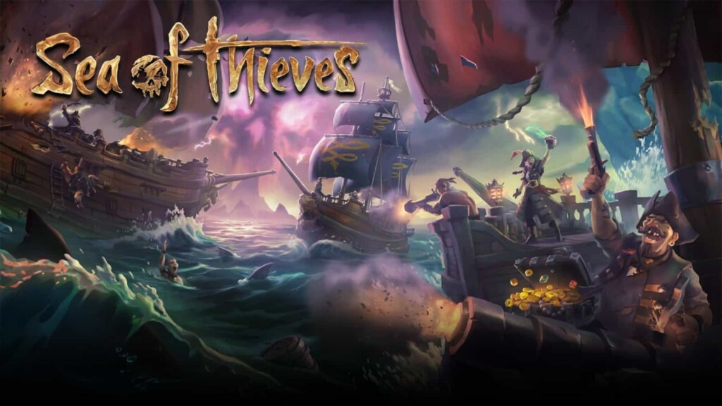 Sea of Thieves - Best Games for Xbox Gamers