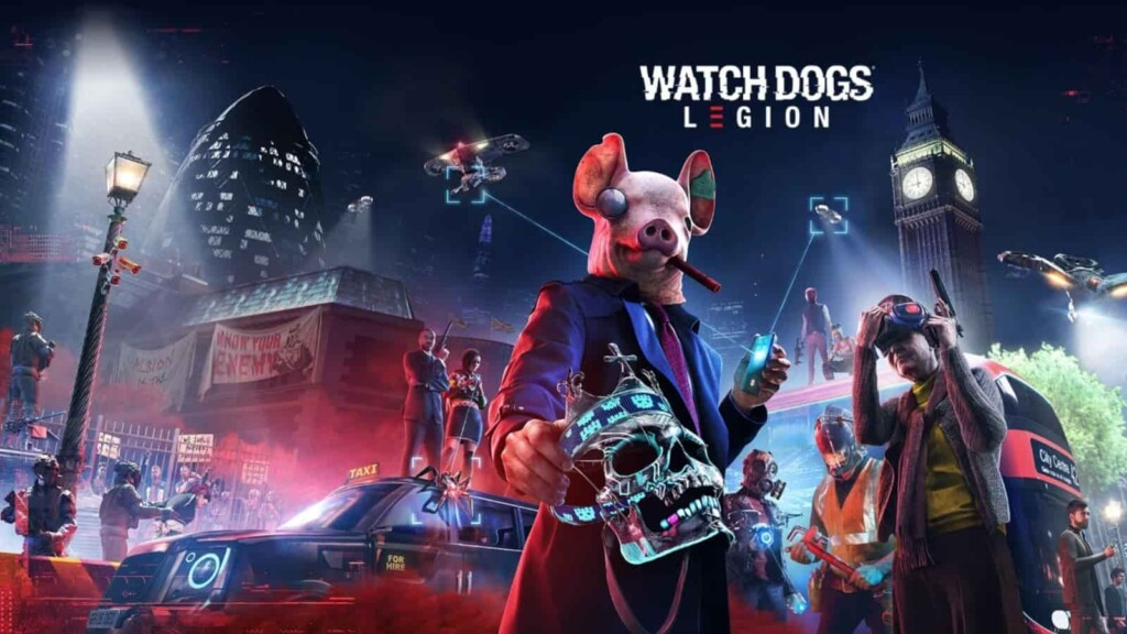 Watch Dogs Legion - Best Games for Xbox Gamers
