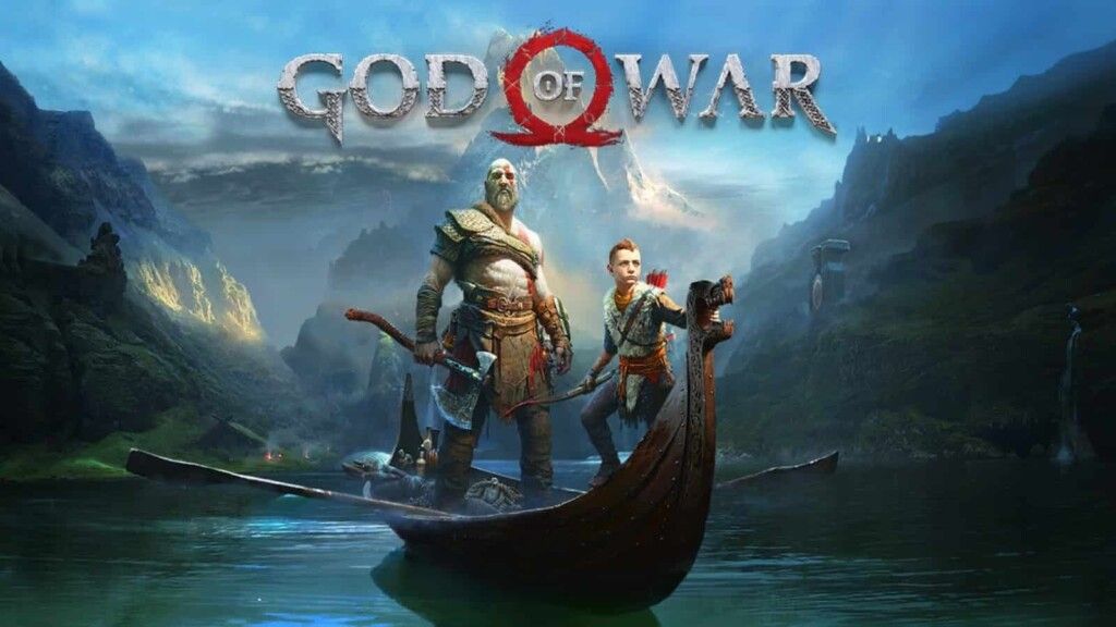 God of War - Best Games for PS5 Gamers