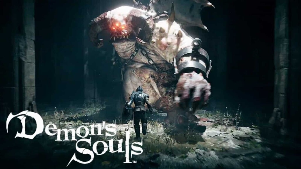 Demon's Souls - Best Games for PS5 Gamers