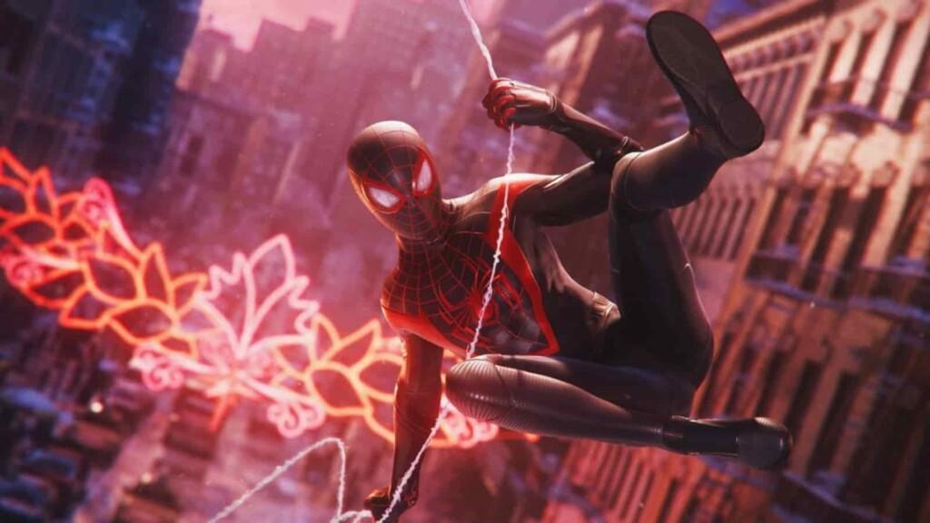 Marvel's Spider-Man: Miles Morales - Best Games for PS5 Gamers