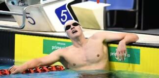 Swimming Mack Horton