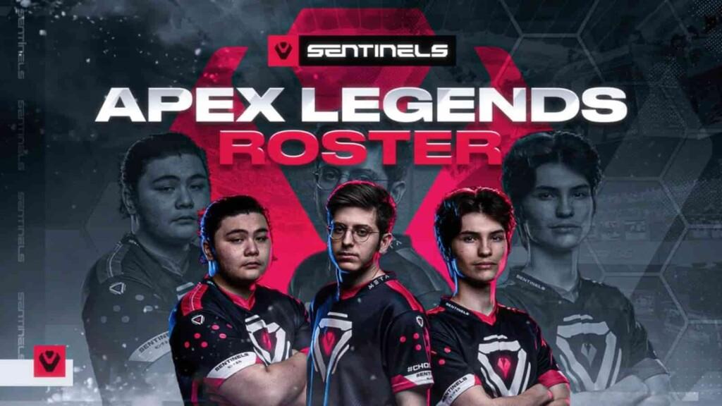 Sentinels - Best Apex Legends Teams of All Time