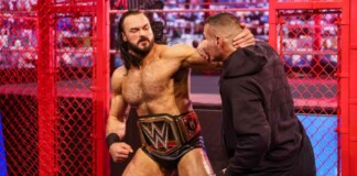 wwe hell in a cell drew mcintyre