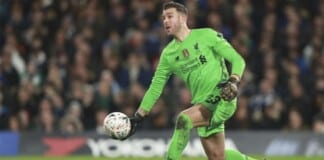 Adrian to Liverpool