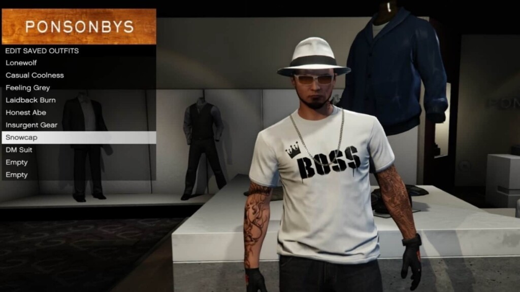 How to Save Outfits in GTA Online