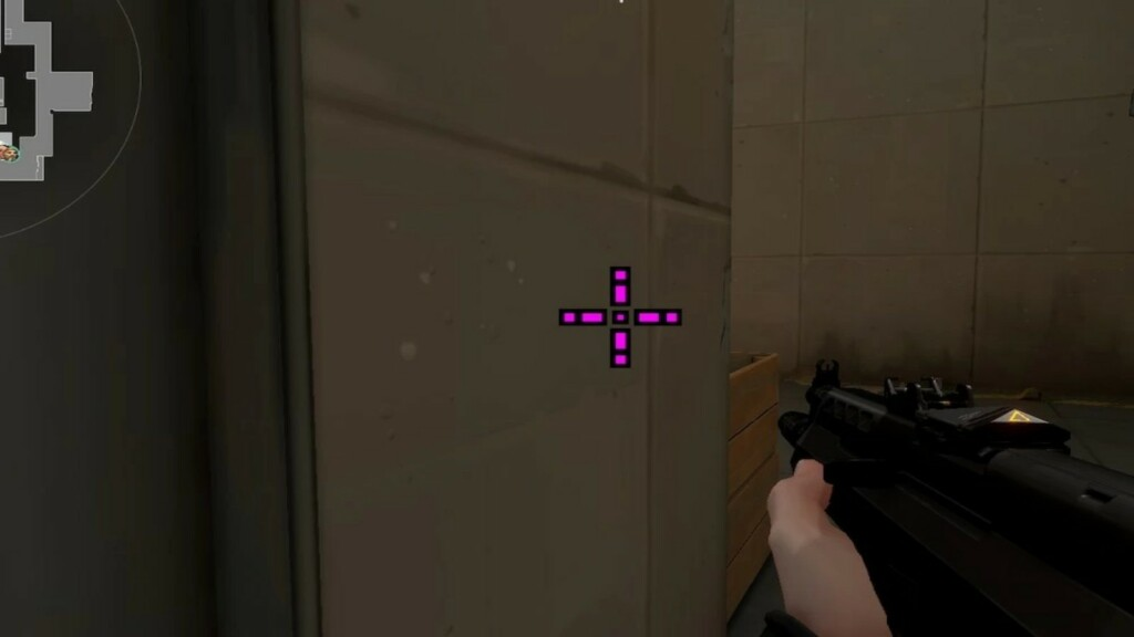 Crosshair in Valorant, Types and how to change