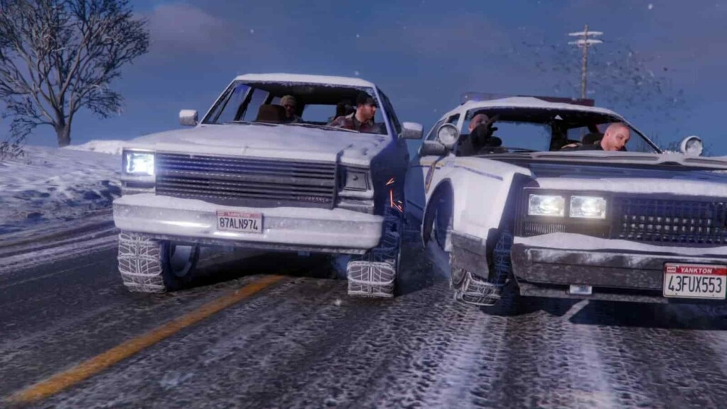 GTA 5 Prologue explained