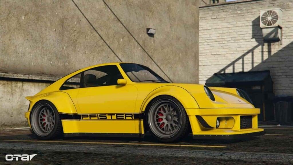 Elegy Retro Custom vs Comet Retro Custom in GTA Online, which is better
