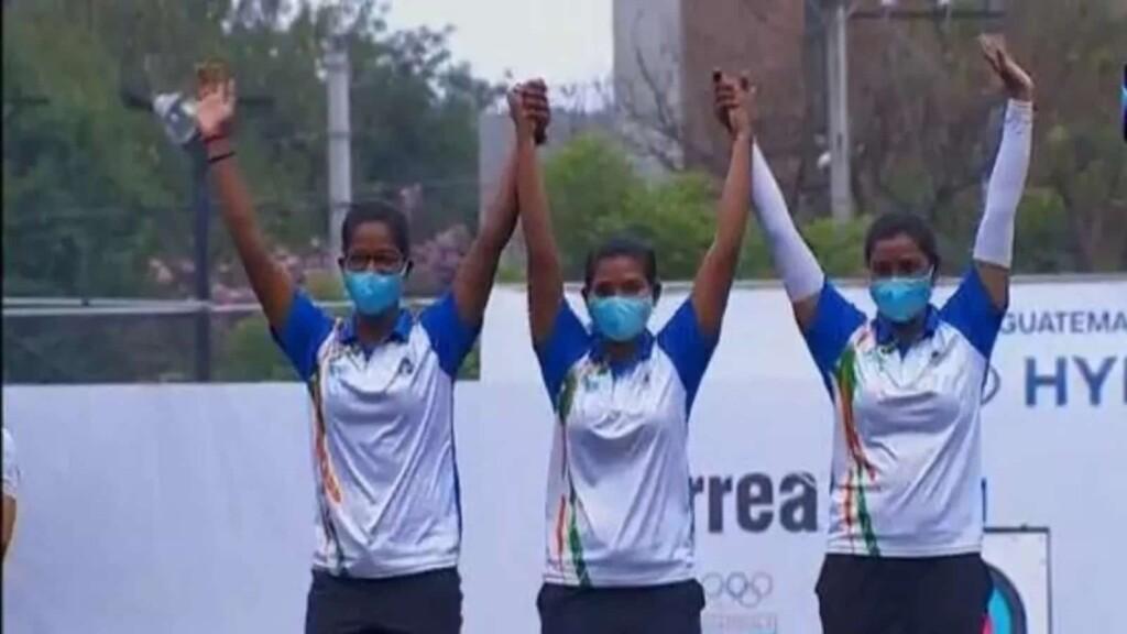 Tokyo Olympics - Women's Recurve Team