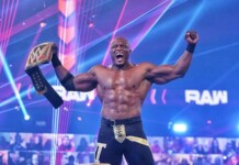 wwe hell in a cell bobby lashley