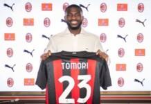 Tomori joins AC Milan