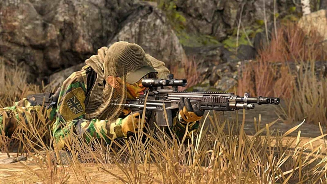 Top 5 Best Sniper Rifle Skins in COD Warzone