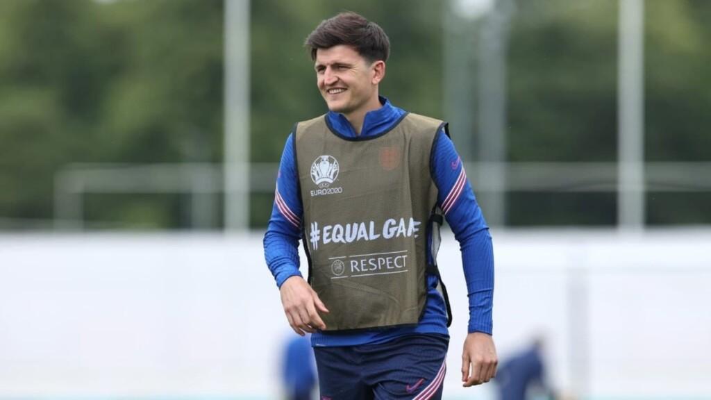 Harry Maguire, EURO 2020 quarter-finals