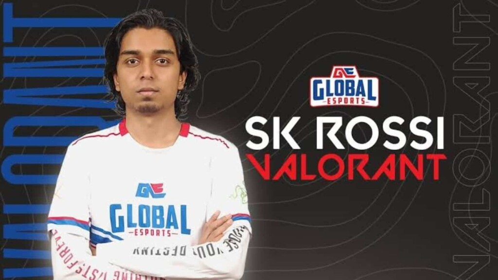 SKrossi - Best Indian Valorant Players