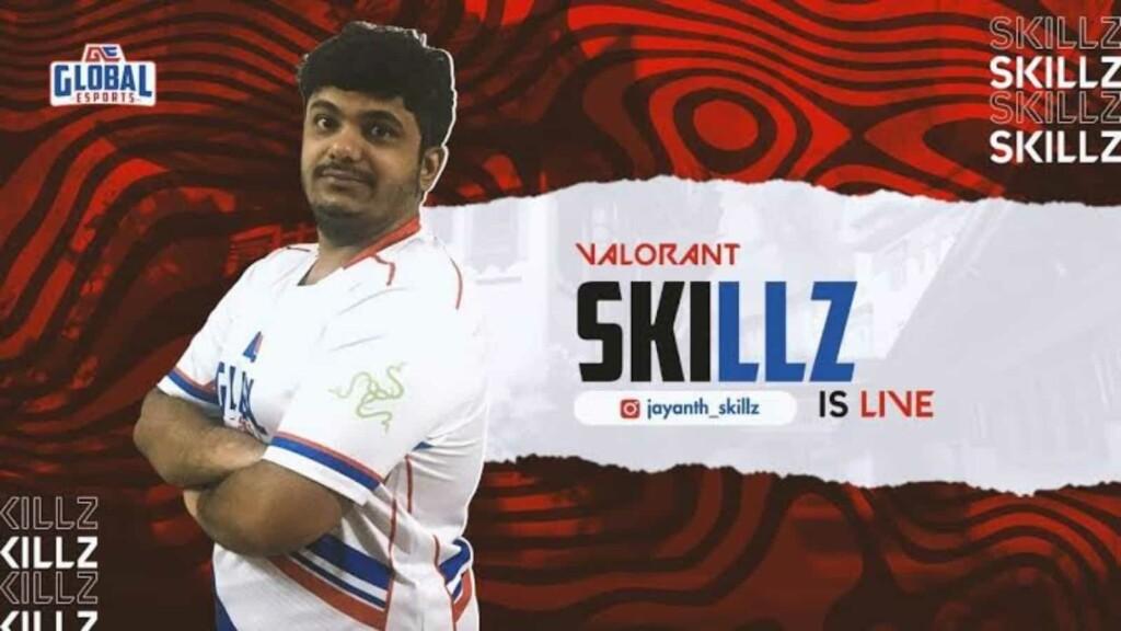 skillz - Best Indian Valorant Players