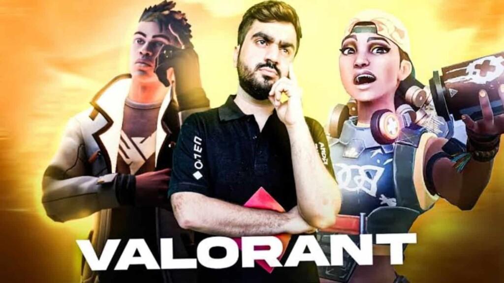 HellrangeR - Best Indian Valorant Players