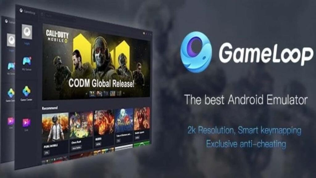 Download Tencent Buddy Emulator(Gameloop Emulator)