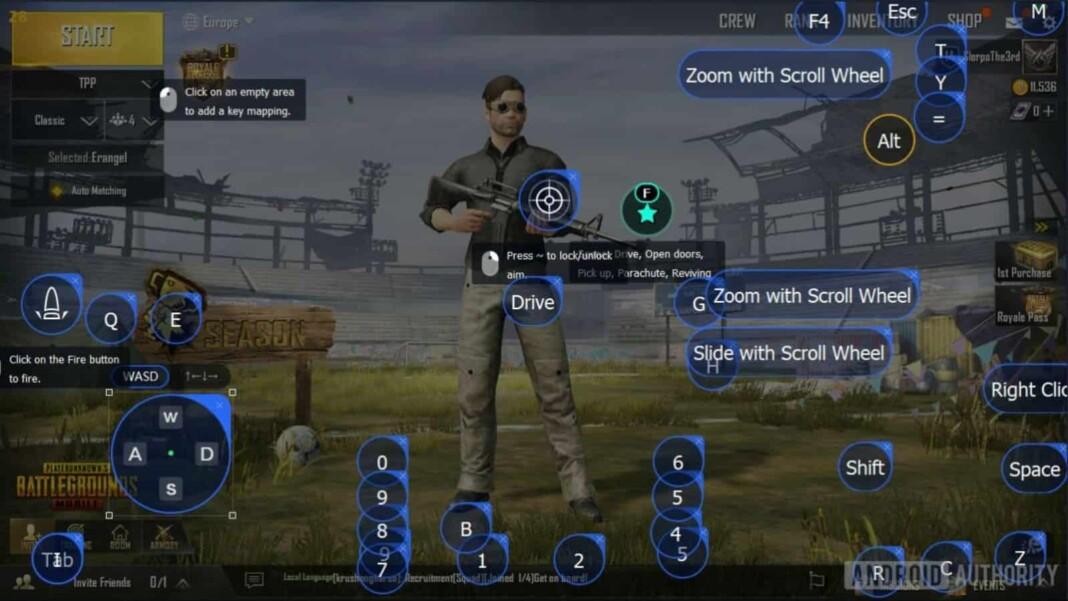 Best BGMI Emulators for PC