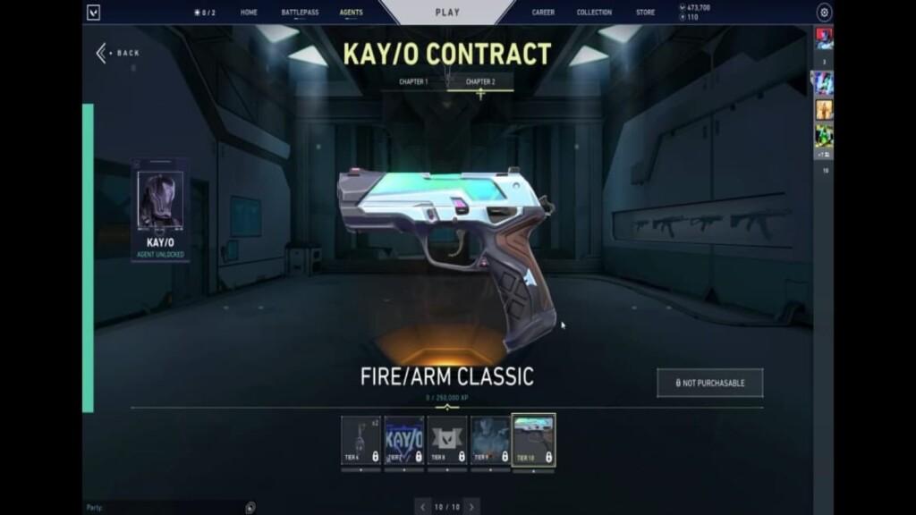 KAYO Classic (FIRE/ARM CLASSIC)