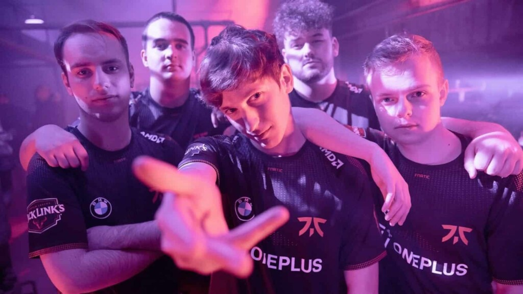 Boaster with Fnatic
