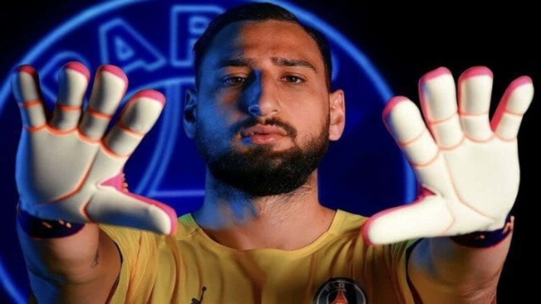 Gianluigi Donnarumma undergoes his medicals at Rome ahead of his potential free transfer to French giants Paris Saint Germain