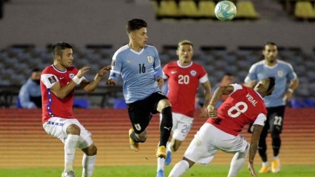Copa America 2021: Uruguay vs Chile