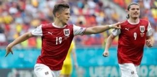 Euro 2020 Watch Austria Vs Ukraine as Chris Baumgartner gives Austria a foothold in the knockouts