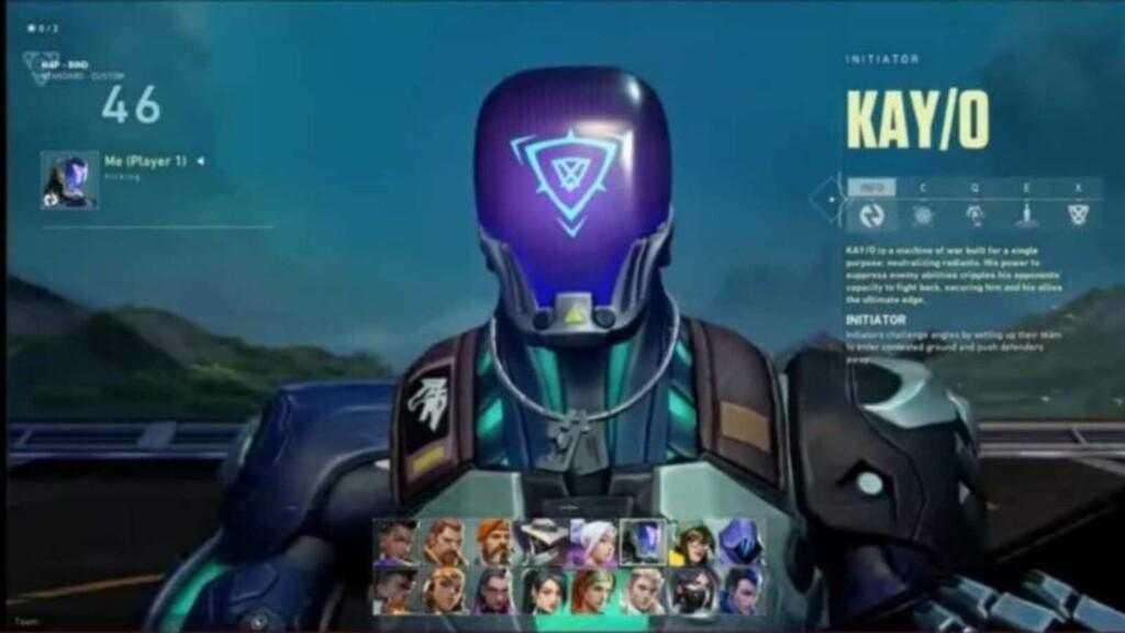 Valorant Episode 3 Act 1 New Agent: KAY/O