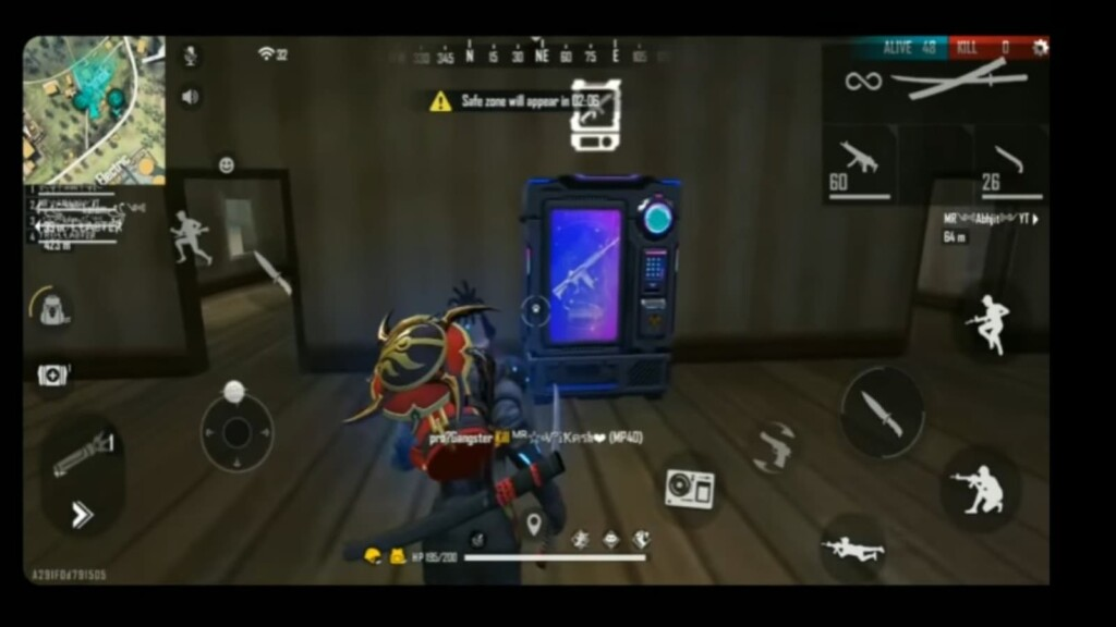 win every ranked match in Free Fire