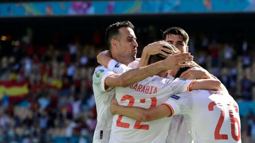 Euro 2020: Watch Spain Vs Slovakia as a hilarious mistake from Slovak goalkeeper Dubravka gives Spain the lead with Laporte doubling shortly afterwards