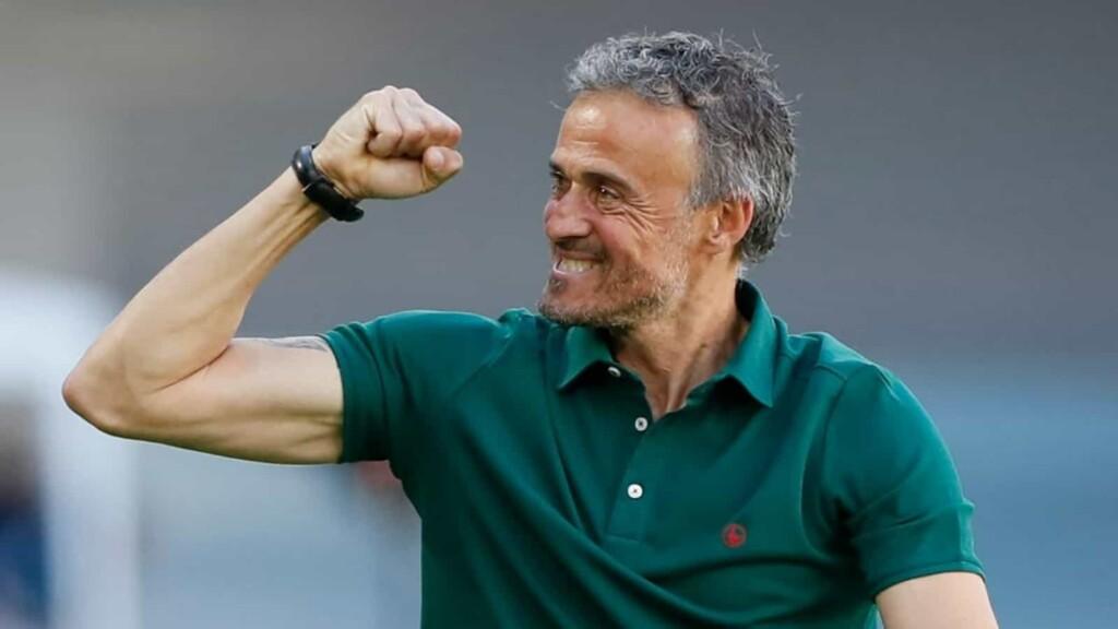 Euro 2020: Spain boss Luis Enrique relieved following La Roja's emphatic 5-0 win over Slovakia
