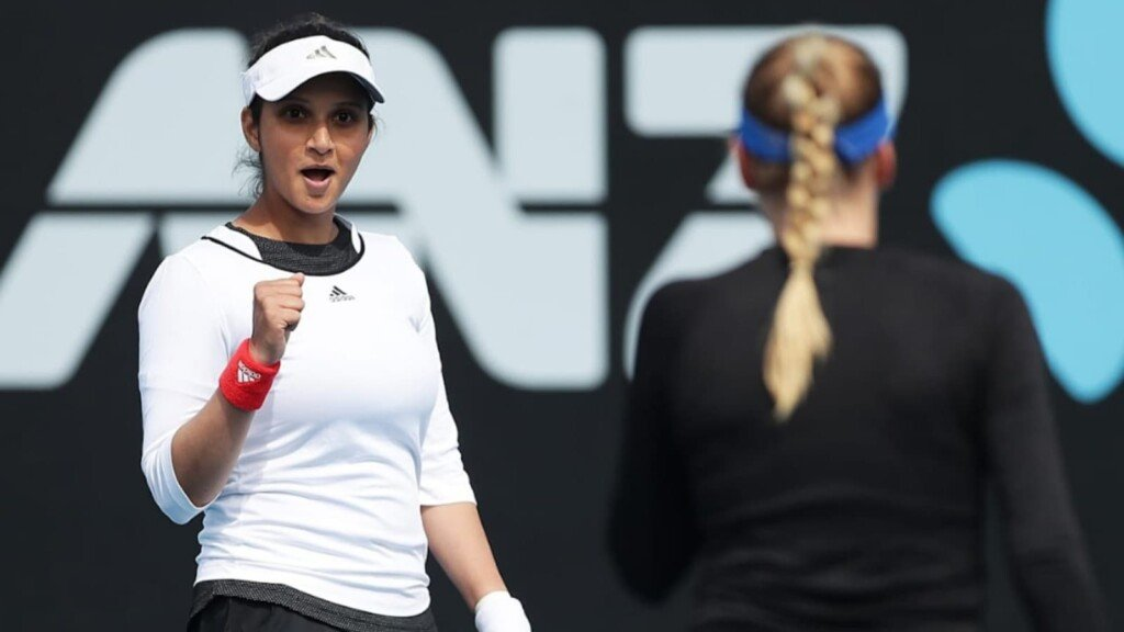 Sania Mirza who is ready to participate at the championship