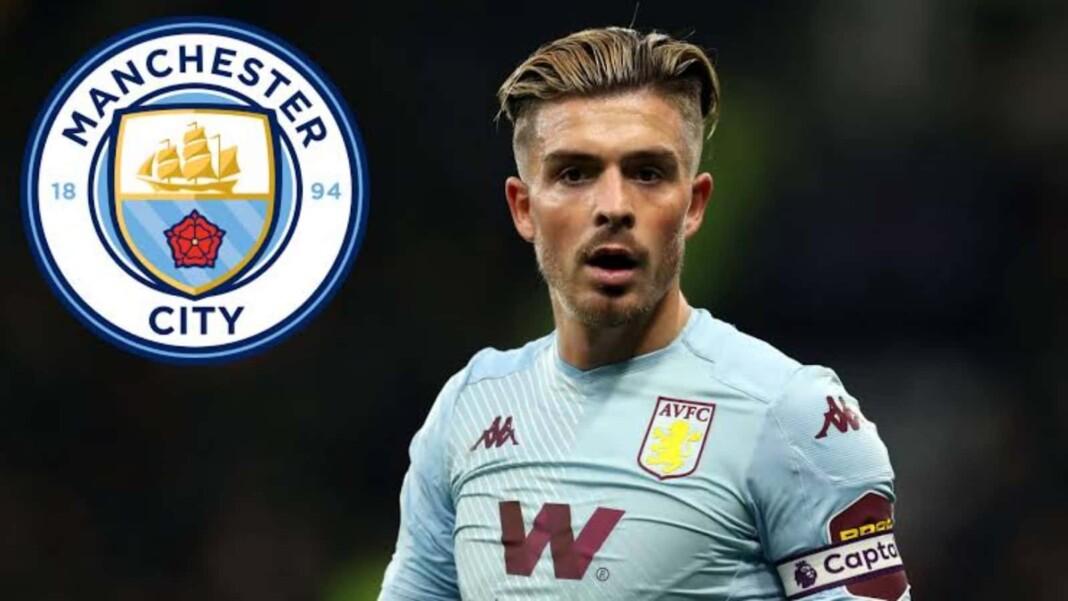 Manchester City linked to Jack Grealish