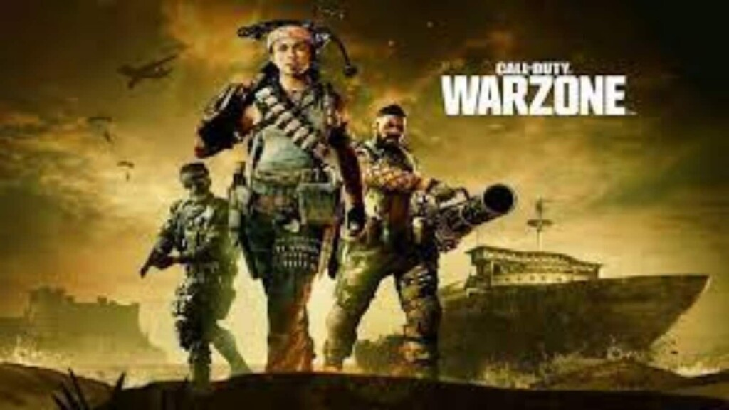 Call of Duty: Warzone - Most Viewed Games on Twitch